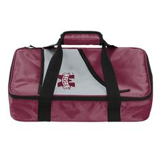 Logo Brand Mississippi State Bulldogs Casserole Caddy, Red