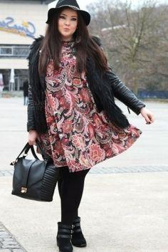 best plus size winter dress