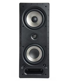 Polk Audio 265RT (Ea) 3-way In-wall Speaker Reviews           $ 169.00 Home Audio Speakers Product Features Single speaker – Priced and sold individually. Specifications – Shape – rectangle Driver – 1 silk/polymer tweeter, (2) 6-1/2 composite polymer, and drivers w/ rubber surround Overall Frequency Response – 30 Hz – 27 kHz Lower/Upper -3 dB Limit – 45 Hz – 25 kHz Home Audio Speakers […]  http://www.speakersstore.com/polk-audio-265rt-ea-3-way-in-wall-speaker-reviews-2/