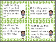 Happy Teaching First: Reading Center Freebie- Task Cards