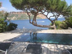 Location prestige Maison Cassis : Location maison vacances prestige Cassis. Belle villa les pieds dans ...