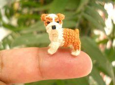 Miniaturas de animais em Croche por SuAmi