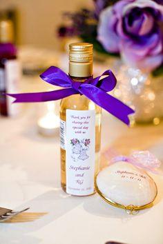 Wedding Color Purple -