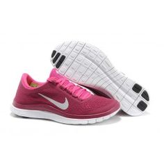 Nagelneu Nike Free 3.0 Rot Weiß Frauen Schuhgeschäft | Nike Free 3.0 Schuhgeschäft Und Günstige | Genial Nike Free Schuhgeschäft | schuhekaufenshop.com