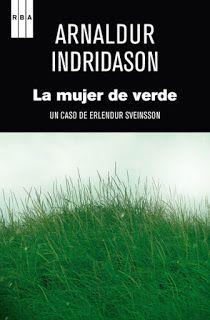 Islandia //  La mujer de verde, de Arnaldur Indridason