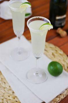 Champagne Margaritas