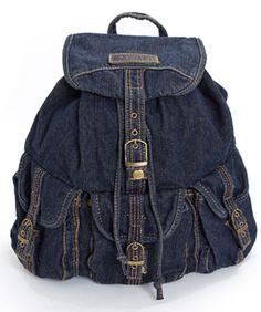 Encontre mais Mochilas Informações sobre Venda quente jeans escola de alta qualidade mochila zaino mochila grande capacidade de saco de escola para escola, de alta qualidade saco de artesanato, mochilas reino unido China Fornecedores, Barato mochila bolsa de couro de Miss 22 em Aliexpress.com