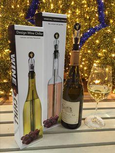 Cadeautip voor wijnliefhebbers! www.wine-chill.com