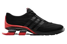 PorscheDesign and Adidas have partnered together to create a luxe light-weight runner. The model has been designed withthe updated Bounce:S4 technology that combines performance and the ultimate cushioning to keep you light on your feet. They have been designed to fit like a glove andfeature a precision-engineered 3D mesh upper, resting on a grippy rubber …