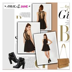 """Atomic Jane"" by janee-oss ❤ liked on Polyvore"