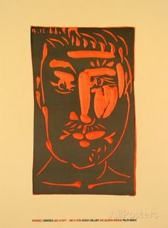 Ceramic Collectable Print by Pablo Picasso - AllPosters.co.uk