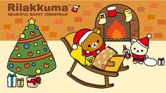 A Rilakkuma Christmas