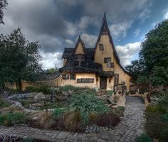 Witch House, Beverly Hills, CA