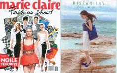 Marie Claire Fashion Show 2013
