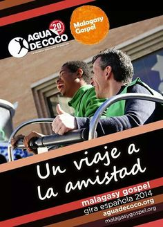 Comienza la gira española de Malagasy Gospel.  IMPERDIBLE 12 DIC en BARCELONA!