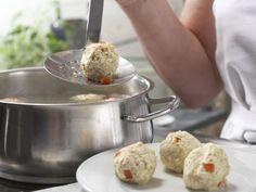 Tofuklößchen mit Kapernsauce: Zubereitungsschritt 11
