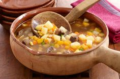 Traditional Chilean Stew recipe On a cold day what can be better!