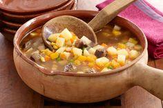 Carbonada (guisado tradicional chileno) receta