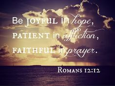 Inspirational Quote Of The Day- 4/22/13 Patience is a virtue that must be kept in order to deal with everyday life stress!!
