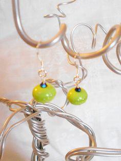 Mermaid Dream Earrings  -SOLD-