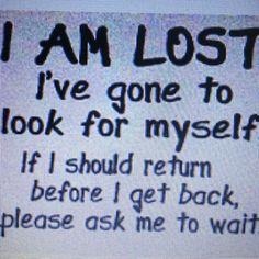 Back soon I hope???