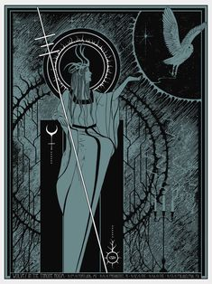 Wolves In The Throne Room print, Glyn Smyth.