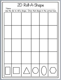 2D shape games to help your students practice recognizing 2D shapes $  www.kpoindexter.wordpress.com