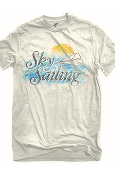 Sky Sailing Sunset Logo