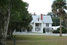 This is the house of Henry Deland, one of the original founders of Deland, Florida.