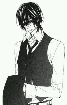Kaname Kuran (Vampire Knight)