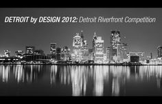 Call for submission // DETROIT by DESIGN 2012