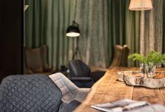 HOTEL FORSTHOFGUT & Home INTERIOR in Mils Tirol.  Naturhotel Forsthofgut*****, Leogang: Mit viel Holz, exquisiten Stoffen, modernen Accessoires und schönen Möbeln: entstanden in Zusammenarbeit mit den Experten aus unserem Haus.  #interiordesign #innenarchitektur #inneneinrichtung #homeinterior #hoteldesign #hoteleinrichtung #hotelausstattung #innenausstattung #textilien #vorhang #designlampen #designerlamps #designerstoffe #wald #chalet #spa #hotel #wellness #tirol