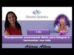 Planejamento ascensional diário para integrar e harmonizar sua vida 3 di...