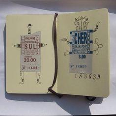 #moleskine #thesketchingbackpacker #watercolor #sketchbook...