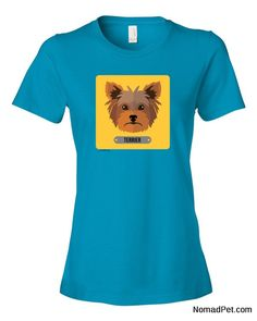 Terry : Women's Terrier T-Shirt