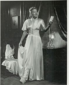 Enjoy the following pictures, of true, vintage Old Hollywood peignoirs aka dressing gowns. Description from sweetcherryvintagelingerie.blogspot.com. I searched for this on bing.com/images