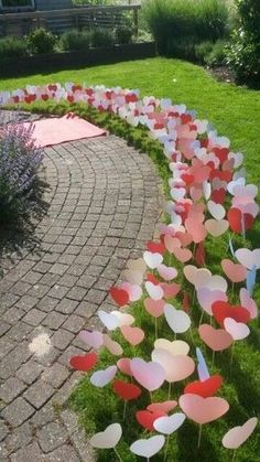 Diy Wedding Decorations Aisle Bridal Shower 22 Ideas For 2019 Garden Wedding, Diy Wedding, Wedding Reception, Wedding Flowers, Dream Wedding, Wedding Ideas, Party Garden, Trendy Wedding, Reception Ideas