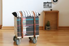 Diy Upcycling, Upcycle, Hygge, Decoration, Baby Strollers, Diy And Crafts, Sweet Home, Interior Design, Room