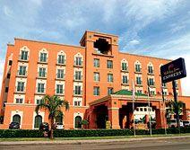 Hotel Holiday Inn Express Torreón, Torreón, Coahuila - En la zona dorada y financiera, a 15 min del aeropuerto y a 10 min del centro.