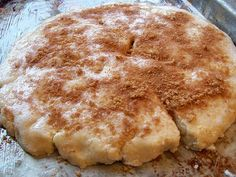 Glazed Cinnamon Scones...yes please! Way delicious. I put a scoop of vanilla ice cream on each one when serving and they were a big hit!