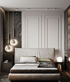 elegance aided by taupe colors in a room design that is luxurious Master Bedroom Interior, Modern Bedroom Design, Home Room Design, Master Bedroom Design, Contemporary Bedroom, Home Decor Bedroom, Home Interior Design, Bedroom Ideas, Lux Bedroom