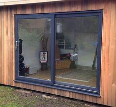 Upvc anthracite grey windows windows for Reclaimed upvc doors