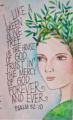 Psalm 52:10