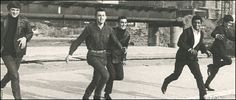 The 5 Man Cargo (Paul Cardus far left) My Cousin, Leeds, Stocking Stuffers, 1960s, Musicals, History, Historia, Christmas Presents, Sixties Fashion