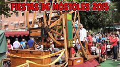 FIESTAS DE MÓSTOLES 2015