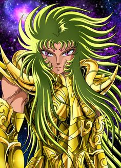 Saint Seiya - Gold Saint Aries no Shion
