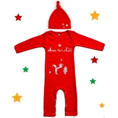 Pyjama personnalisable 'mon 1er noel'!