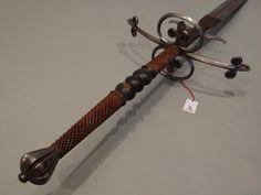 Blankwaffe- Bidenhänder - Historische Waffen Fricker