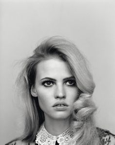 SELF SERVICE N° 34   Photography: Alasdair McLellan   Styling: Jane How   Model: Lara Stone