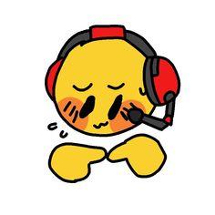 Drawing Face Expressions, Anime Faces Expressions, Cute Memes, Funny Memes, Emoji Drawings, Cool Emoji, Emoji Images, Cute Comics, Cute Cartoon Wallpapers